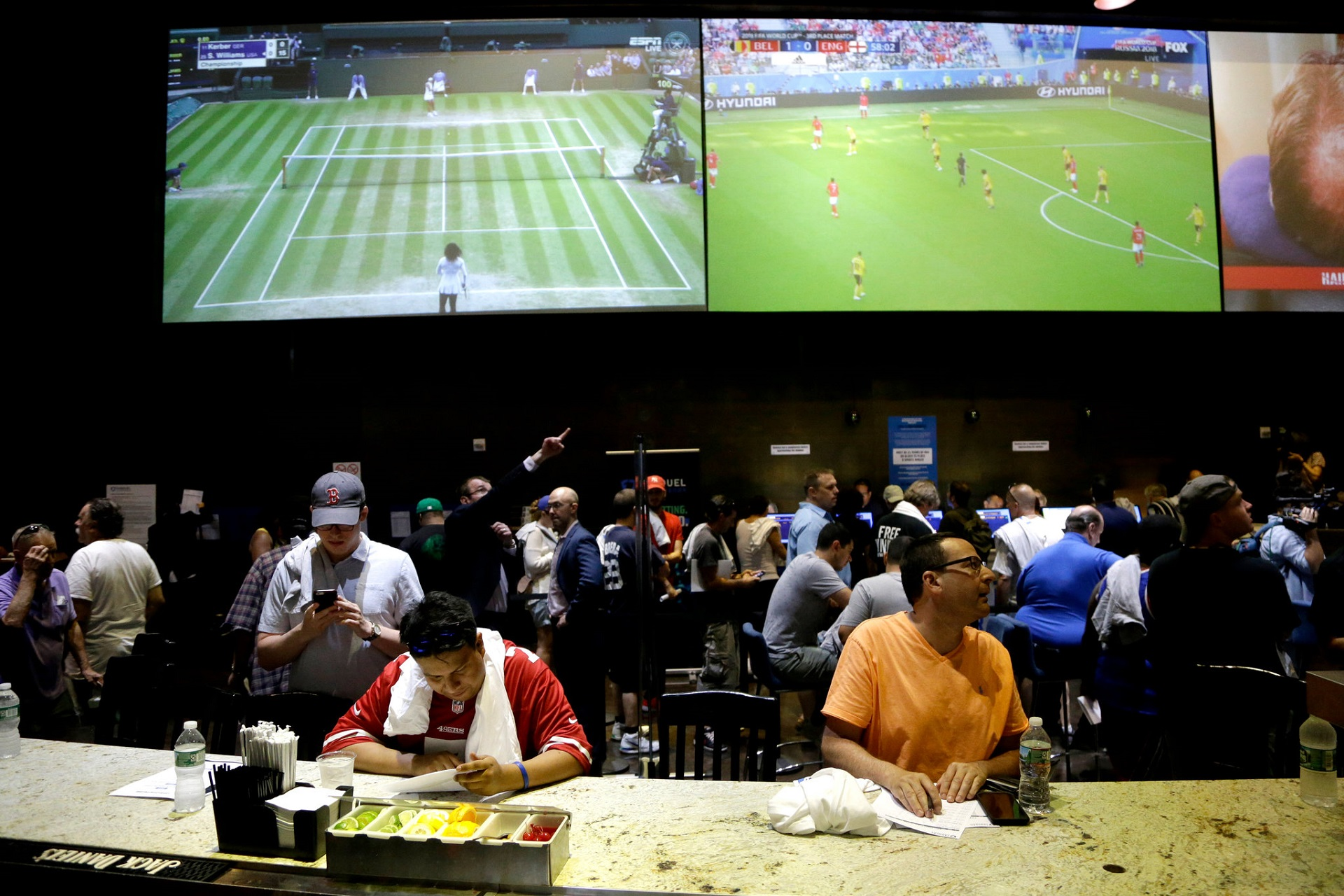 A sports betting guide To Bet In New York City